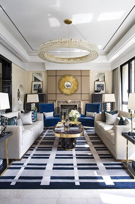 Things To Be Kept In Mind While Styling A Lounge Navin Kanodia